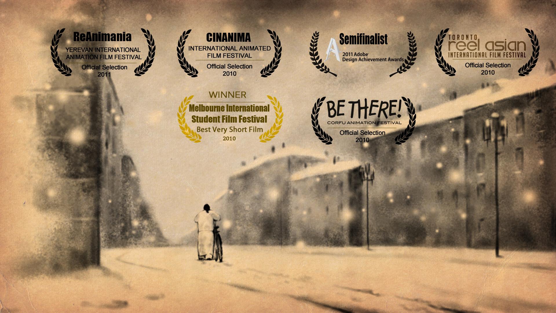 Een Warme Winter : Warm winter xin li animation